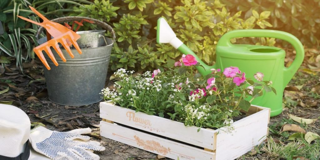 Five Garden Decor Ideas